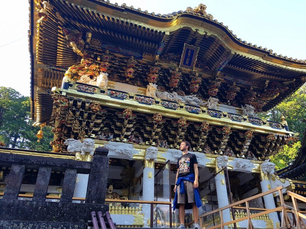 ruta por Japón en 21 días Nikko