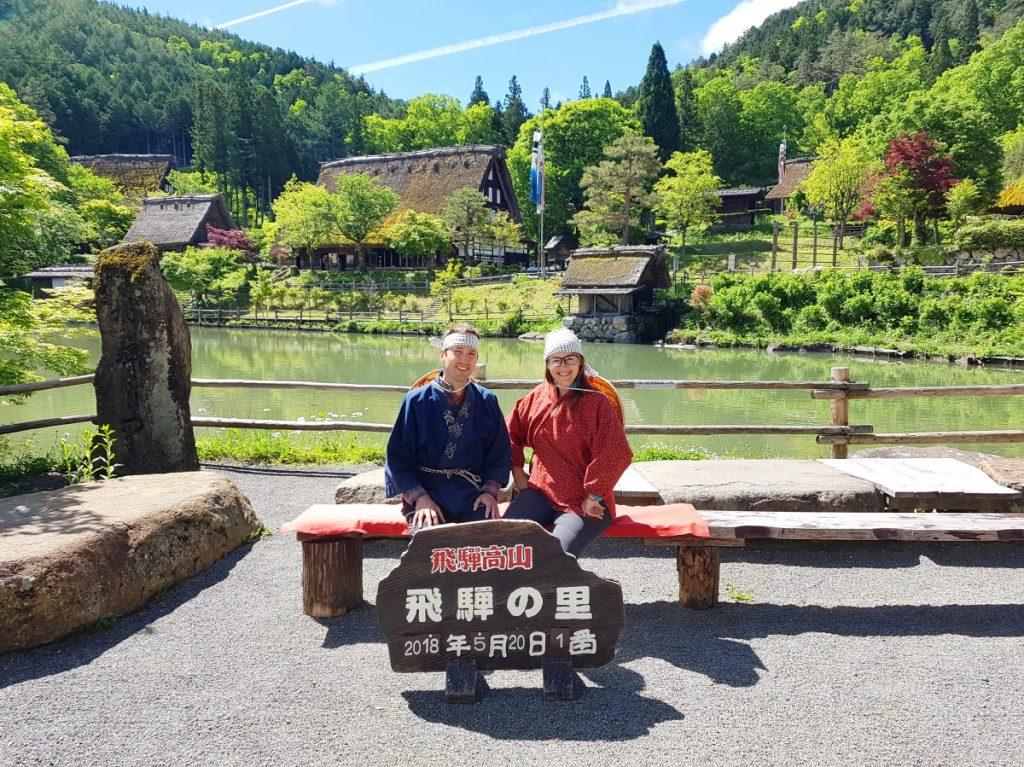 ruta por Japón en 21 días Hida no Sato Takayama
