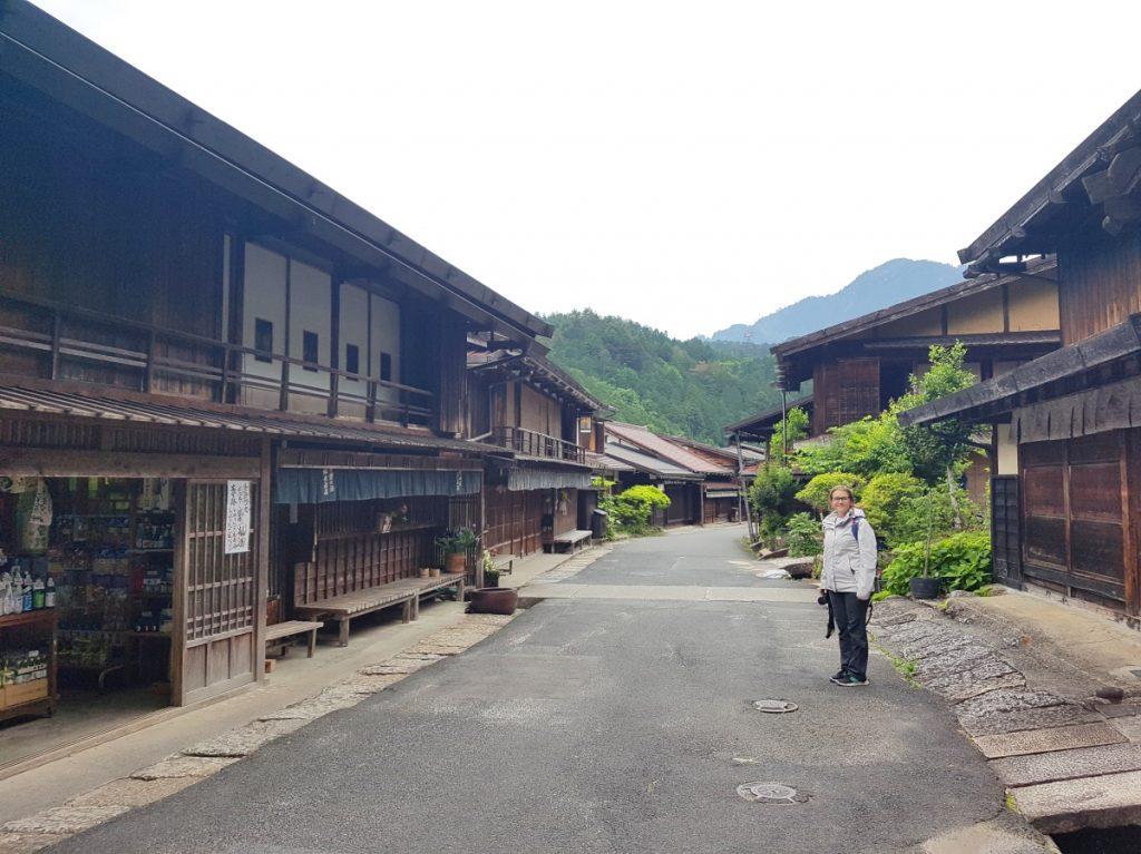 ruta por Japón en 21 días Tsumago