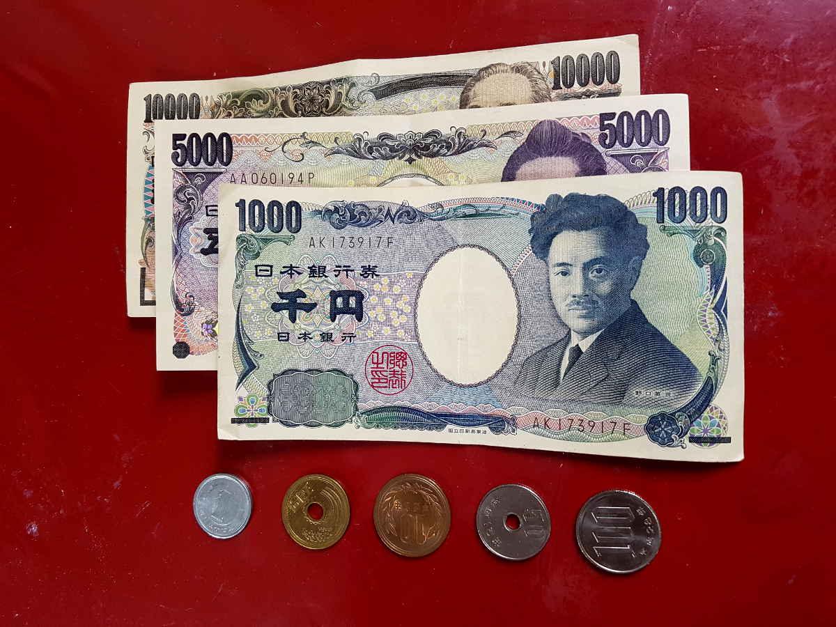 yen japonés jpy