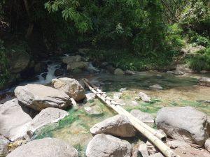Qué hacer en Bajawa: aguas termales de Malange