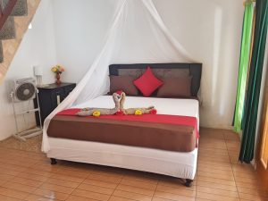 Dónde dormir en Gili Air