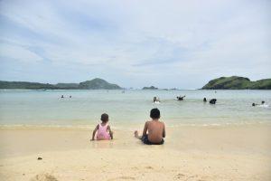 Qué hacer en Lombok: visitar la playa de Tanjung Aan
