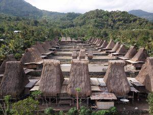 Ruta por la isla de Flores: villas tradicionales