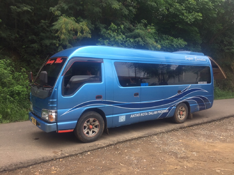 Ruta por la isla de Flores: Gunung Mas