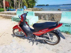 presupuesto filipinas alquilar moto