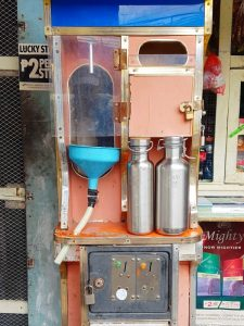presupuesto filipinas rellenar botella agua