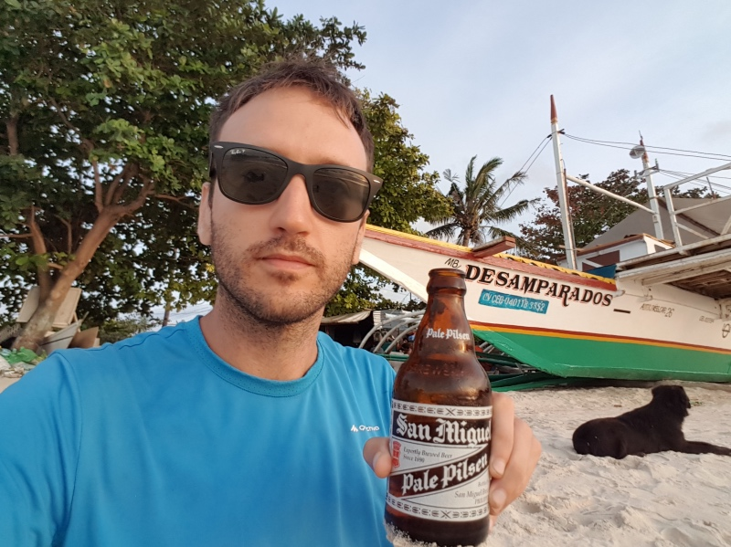 presupuesto filipinas cerveza san Miguel pilsen