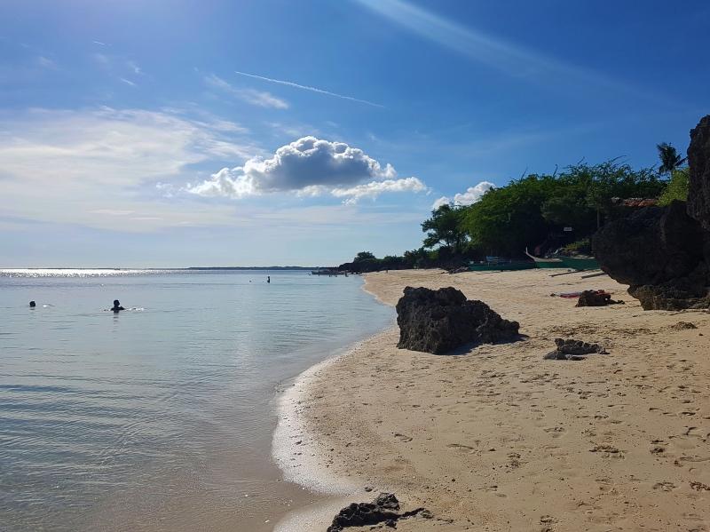 presupuesto filipinas playa