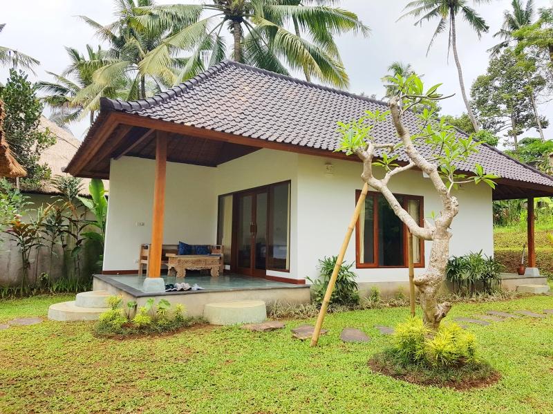 presupuesto viajar indonesia alojamiento Ubud