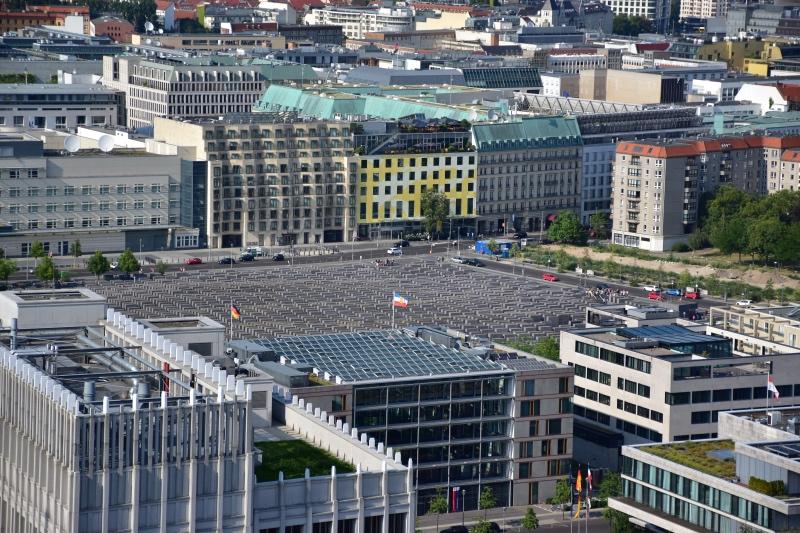 Cosas que hacer en Berlín: Panoramapunkt
