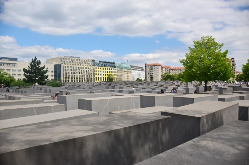 Cosas que hacer en Berlín: visitar el Monumento al Holocausto