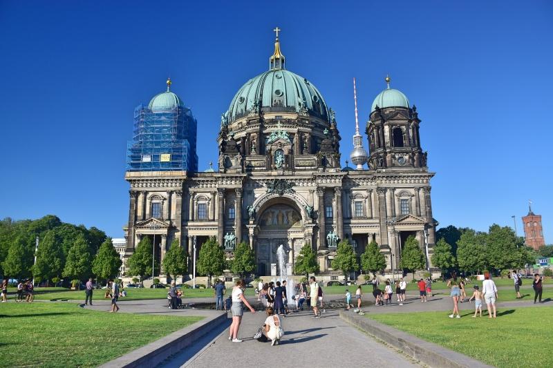 Cosas que hacer en Berlín: catedral de berlín