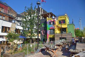 Cosas que hacer en Berlín: Holzmarkt25