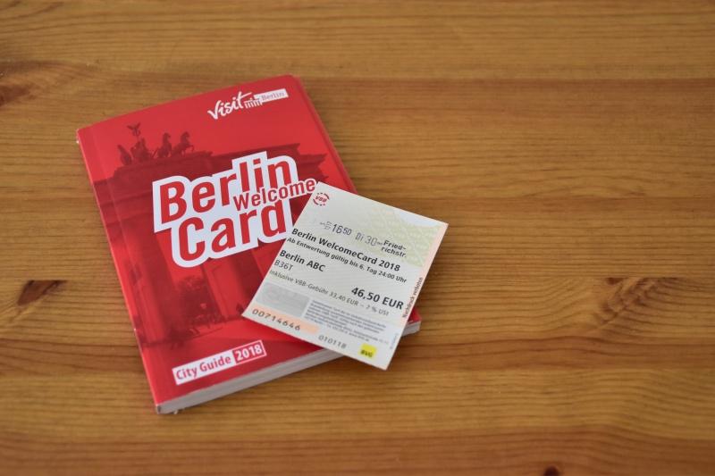 Cómo moverse por Berlín en transporte público: Berlin WelcomeCard de 6 días
