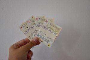 Cómo moverse por Berlín en transporte público: 4 billetes individuales