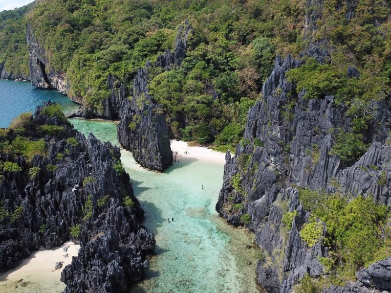 islas que visitar en Filipinas: El Nido