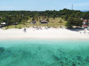 islas que visitar en Filipinas: playa paradisíaca en Malapascua