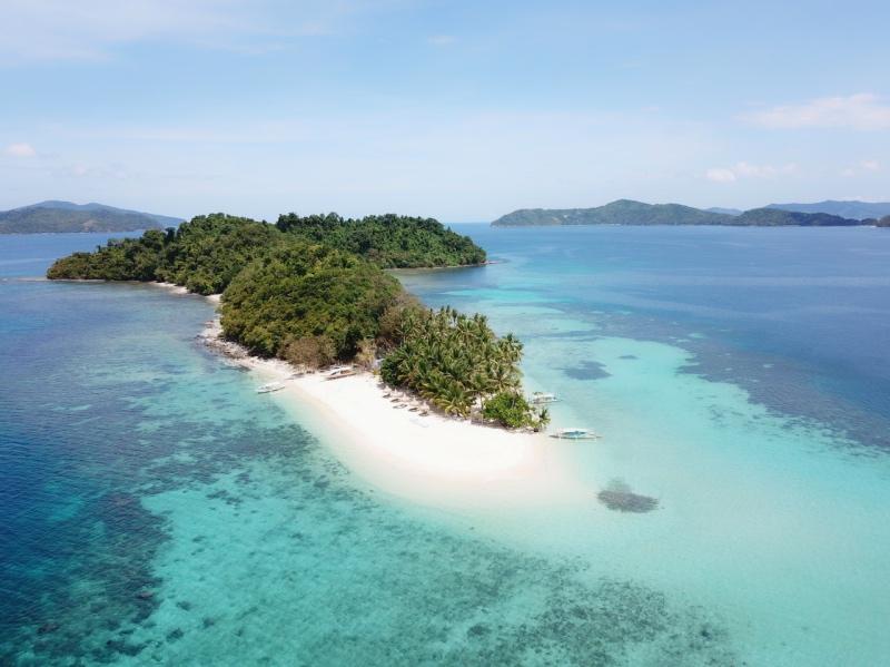 islas que visitar en Filipinas: Port Barton