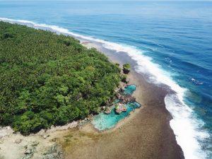 islas que visitar en Filipinas: Siargao y su piscina natural de Magpupunko