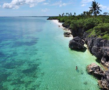 itinerario para un viaje de 20 días a Filipinas por libre: Paradise Beach