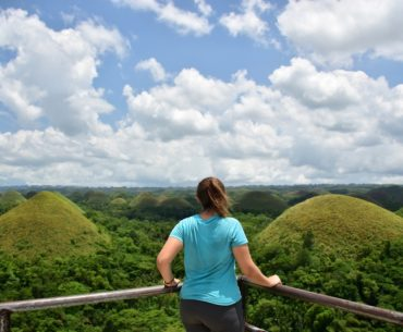 Preparativos para un viaje a Filipinas: Chocolate Hills