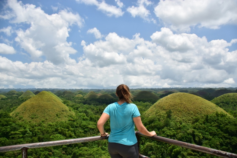 Preparativos para un viaje a Filipinas: Chocolate Hills