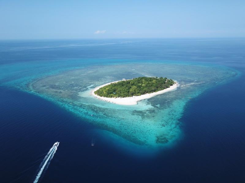 islas que visitar en Filipinas: isla de Mantigue en Camiguín
