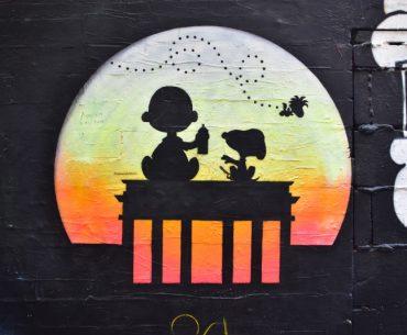 Los mejores grafitis de Berlin