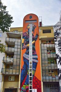 Los mejores grafitis de Berlín