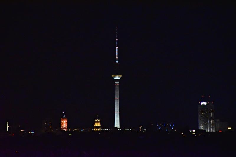 Mejores miradores de Berlín: vistas desde el Klunkerkranich