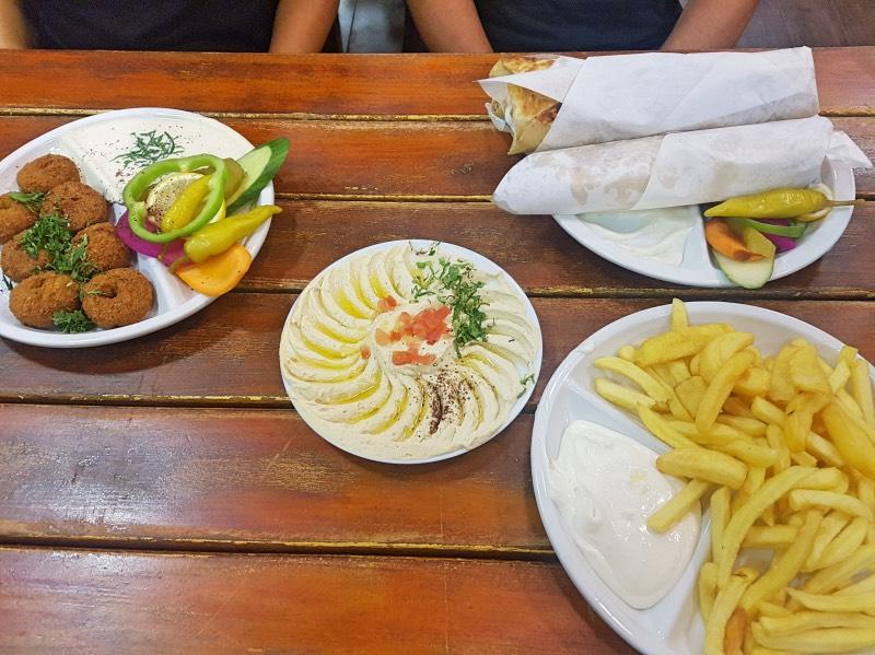 Dónde comer bien y barato en Berlín: Aldimashqi