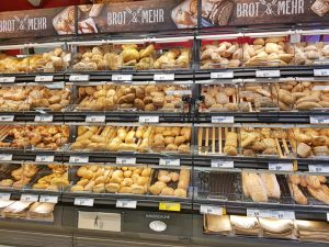Dónde comer bien y barato en Berlín: Panadería del Rewe