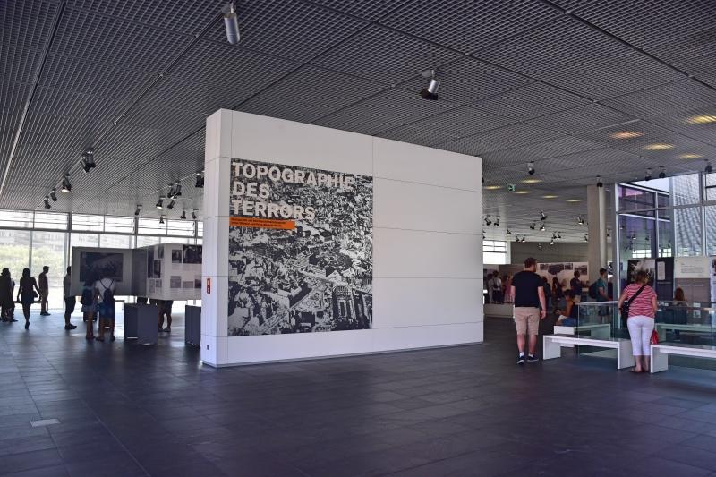 Cosas que hacer gratis en Berlín: exposición de la Topografía del Terror