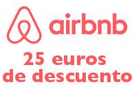 airbnb descuento 25 euros