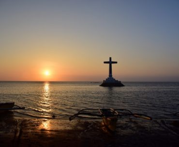 Guia para viajar a Camiguin: cementerio hundido
