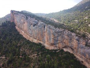 Ruta de las pasarelas de Montfalcó