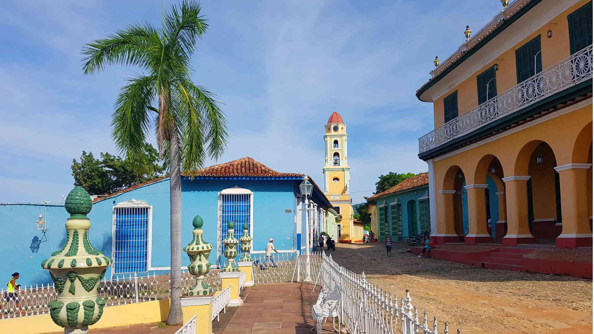 Nuestro viaje a Cuba: Trinidad