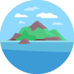isla indonesia komodo