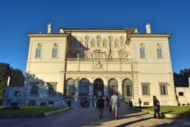 Visitar la Galería Borghese