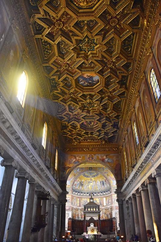 Qué hacer en Roma: Santa Maria in Trastevere