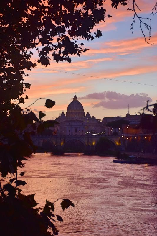 Qué hacer en Roma: atardecer