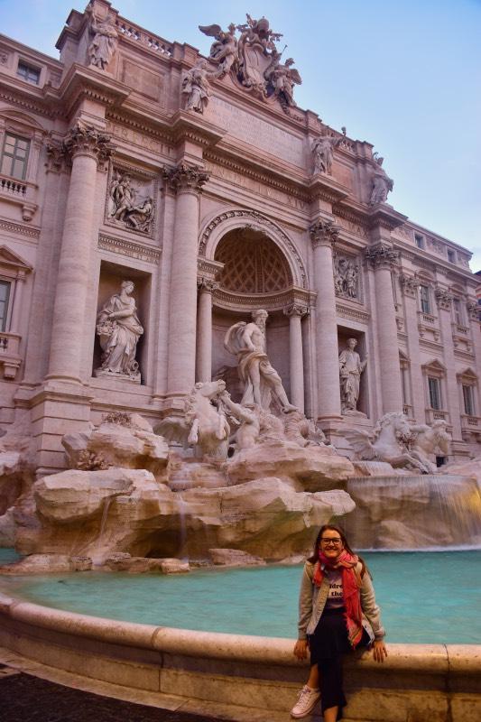 Qué hacer en Roma: visitar la Fontana di Trevi
