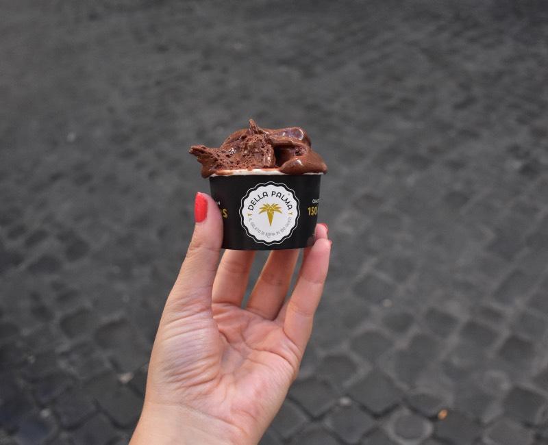 Las mejores heladerías de Roma: Della Palma