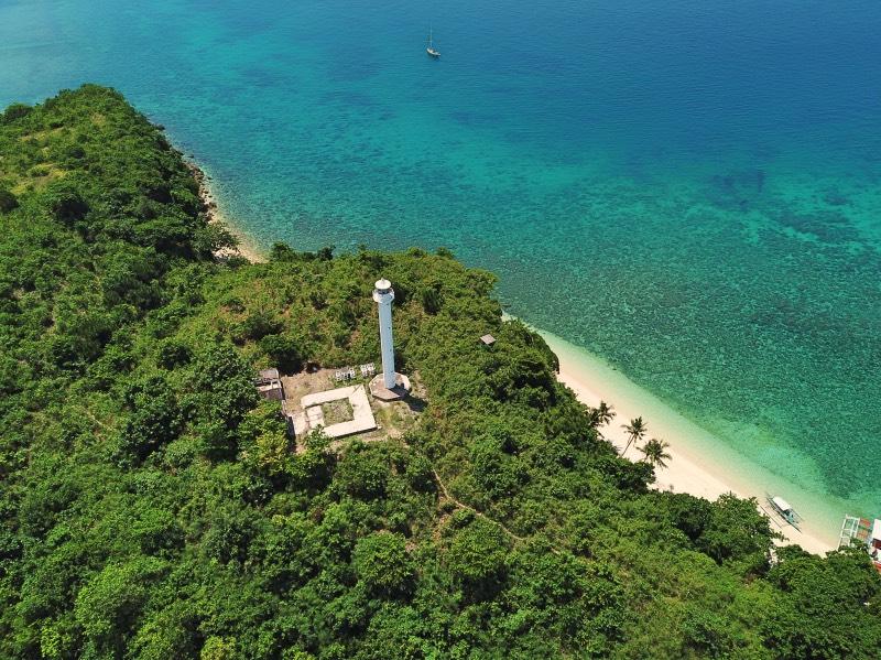 Guía de Malapascua: faro de Malapascua