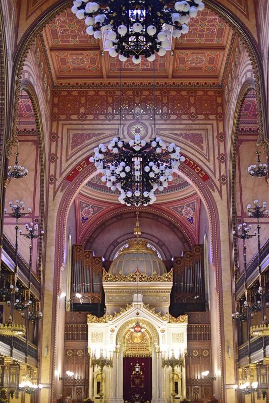 Qué hacer en Budapest: la Sinagoga de Budapest