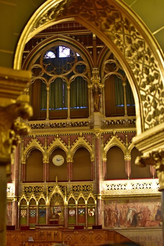 25 cosas que hacer en Budapest: visitar el Parlamento