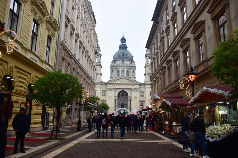 Budapest en 3 días: Basílica de San Esteban