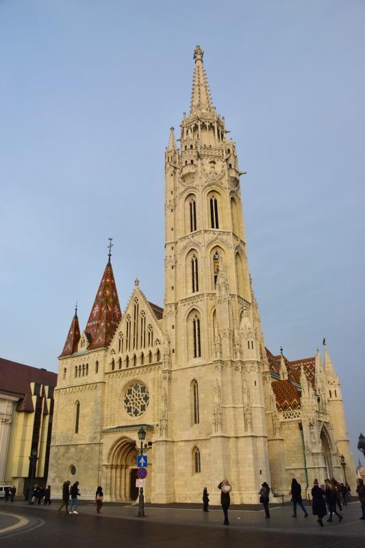 25 cosas que hacer en Budapest: la iglesia de Matías