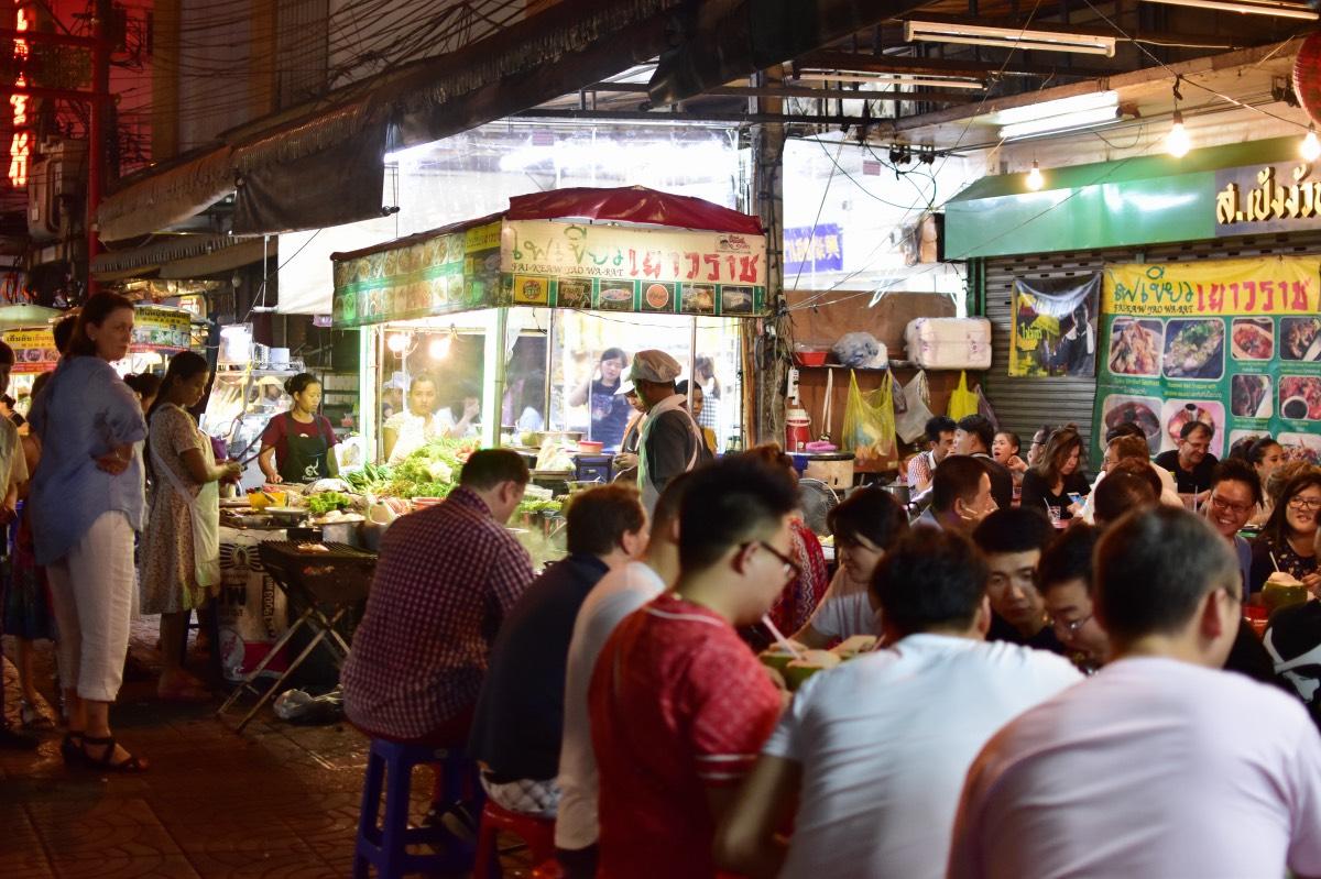 Qué hacer en Bangkok: recorrer Chinatown